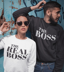Bluza Classic - The BOSS - Real BOSS - Zestaw komplet